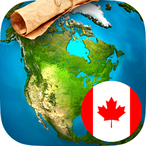 GeoExpert - Canada Geography For PC / Windows 7/8/10 / Mac – Free Download
