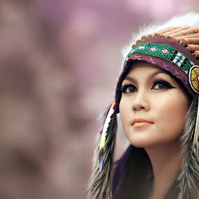 by Hendra Tri Nugroho - People Portraits of Women