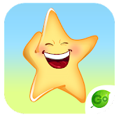 GO Keyboard Moji Sticker APK for Bluestacks