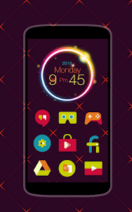 Stylish Icons - Icon Pack- screenshot thumbnail
