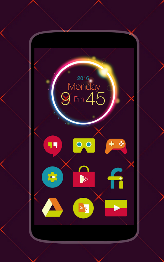 Stylish Icons - Icon Pack Screenshot 1