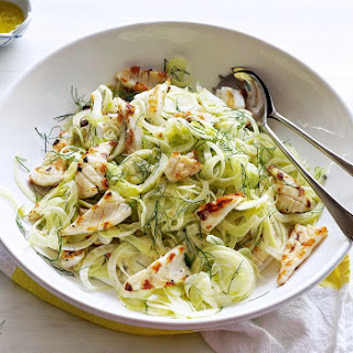 Grilled Fennel Salad Recipes