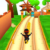 Game Clumsy Ninja Run : 3D APK for Windows Phone