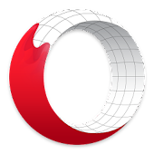 App Opera browser beta APK for Kindle