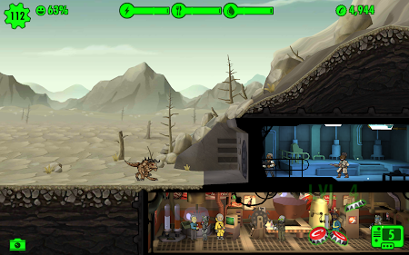 Fallout Shelter 1.2.1 screenshot 152567
