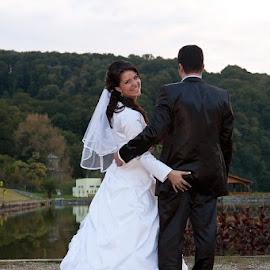 by Cristian Nicola Foto - Wedding Bride & Groom