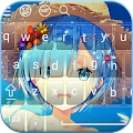 Anime Keyboard Emoji