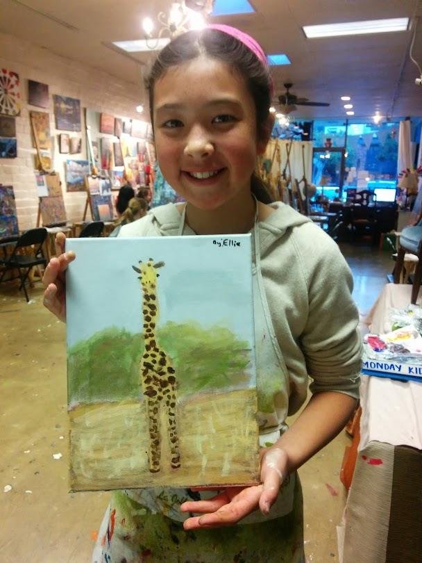 The AMAZING Giraffe!