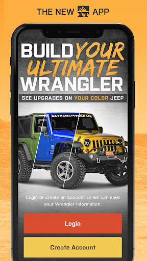 Jeep Wrangler Parts by ExtremeTerrain For PC