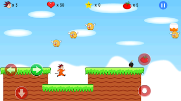 Screenshot of Adventure of Ted 2 - Free