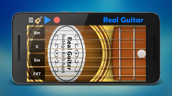 Real Guitar APK for Nokia