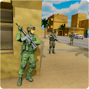 Download Combat Assassin Sniper Strikes For PC Windows and Mac