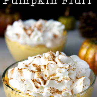 Pumpkin Fluff Recipes
