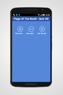 Flags Of The World - Quiz HD - screenshot