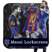 Messi Lockscreen Live Wallpaper 2018