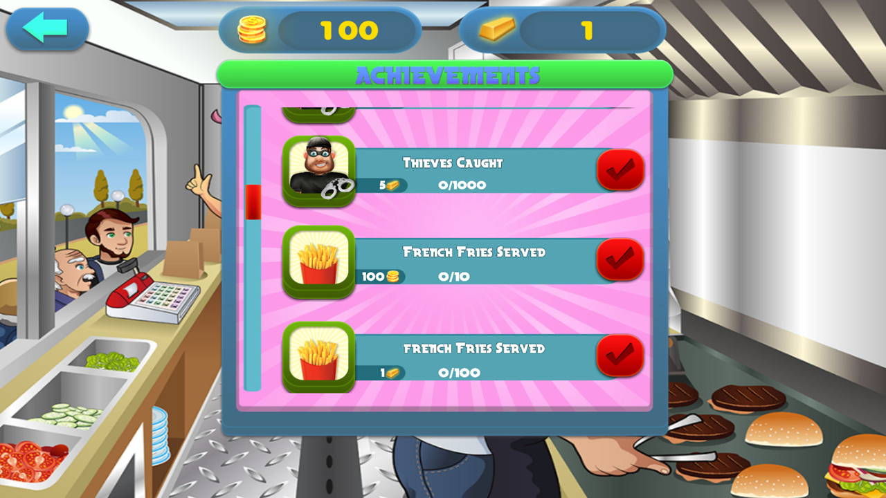 Fabulous Food Truck Screenshot 13