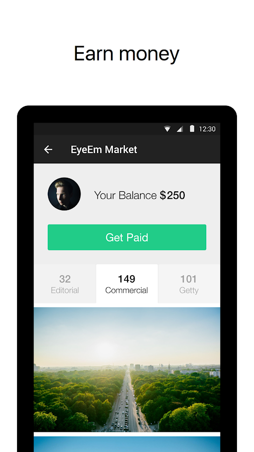 EyeEm - Camera & Photo Filter Screenshot 2