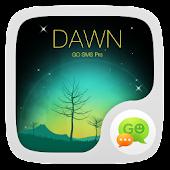 APK App (FREE) GO SMS PRO DAWN THEME for iOS