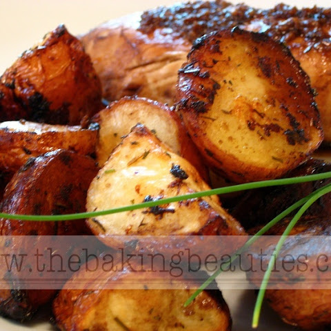 Balsamic Roasted Red Potatoes
