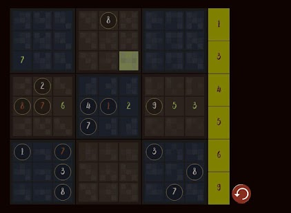 Assisted Interactive Sudoku- screenshot thumbnail