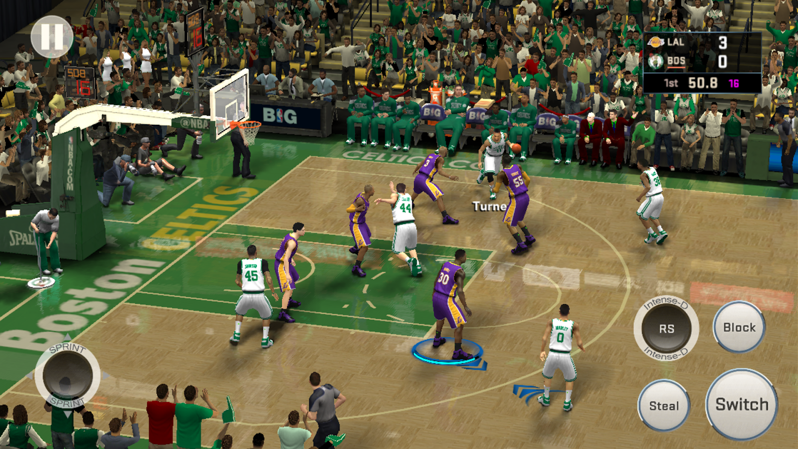 NBA 2K16 Screenshot 0