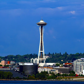 Seattle by Harry  Phillips - Landscapes Travel