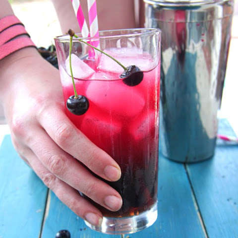 Cherry Long Island Iced Tea