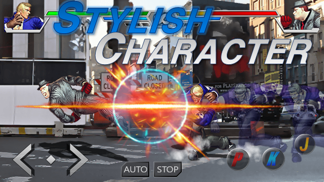 Infinite Fighter-fighting game Screenshot 6