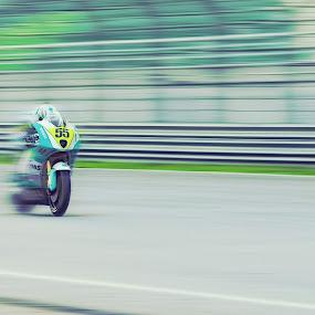 GO GO SONIC by Ak Pak Belang Sopan - Sports & Fitness Motorsports