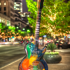 Vibrancy by Kevin McKinnerney - Artistic Objects Musical Instruments