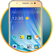 Launcher Theme For Galaxy J2 APK for Bluestacks