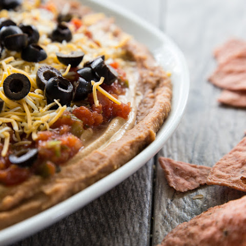 Five Layer Bean Dip