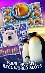 Arctic Fortunes Slots Casino apk screenshot