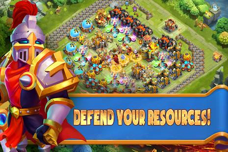Castle Clash: Brave Squads APK for Ubuntu