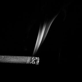cigarette,smoke,cigarette fire,cigarette wallpaper, by Vyom Saxena - Artistic Objects Other Objects ( cigarette, cigarette smoking, cigarette wallpaper, cigarette fire, smoke )