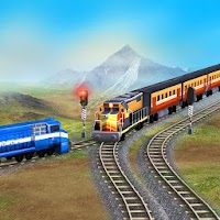 Train Racing Games 3D 2 Player For PC / Windows & Mac
