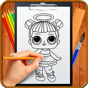 Learn How to Draw Cute Surprise Dolls For PC / Windows 7/8/10 / Mac – Free Download