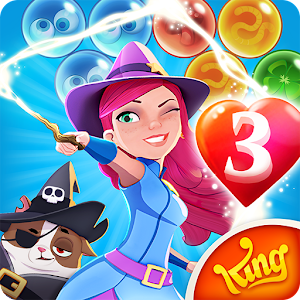 Bubble Witch 3 Saga For PC (Windows & MAC)