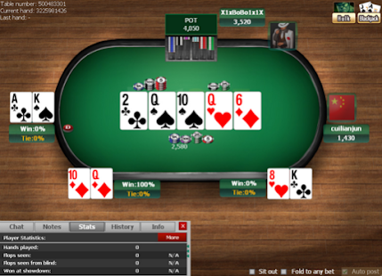 Guide Stratey - Poker Online - screenshot