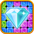 Game Diamond Dash - Tap the Blocks! APK for Kindle