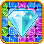 Download Diamond Dash - Tap the Blocks! APK on PC