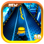 Banana Minion Rush Legends : Adventure 3D For PC / Windows / MAC