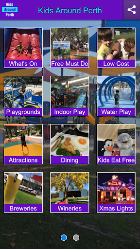 Kids Around Perth - screenshot
