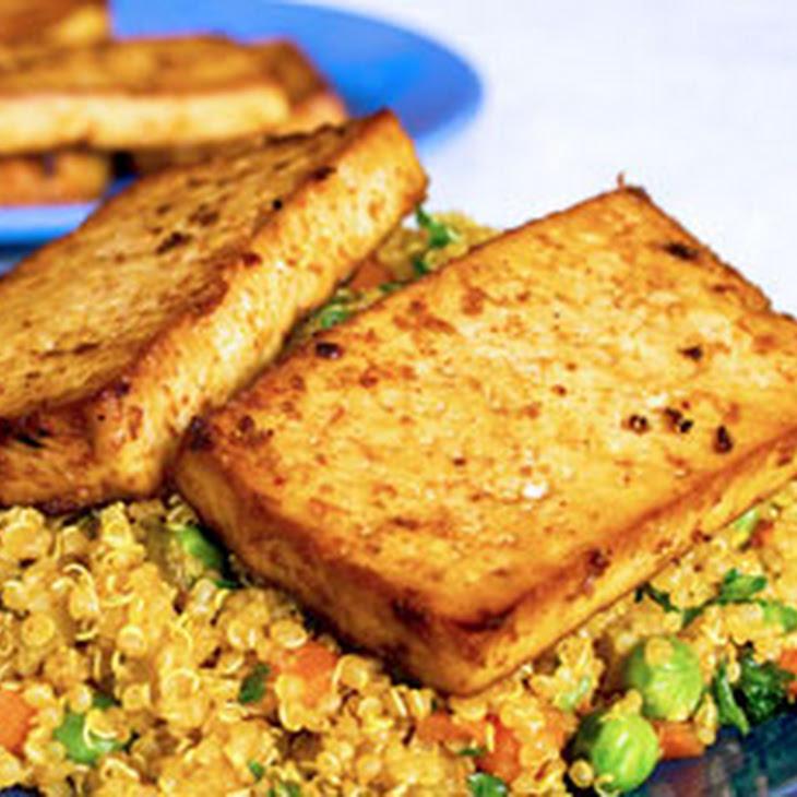 Simple, Easy Baked Tofu Recipe | Yummly