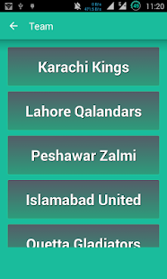 PSL 2016 With Live TV - screenshot