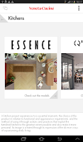 Screenshot of Veneta Cucine Official App
