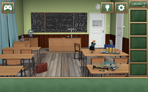 High School Escape - screenshot