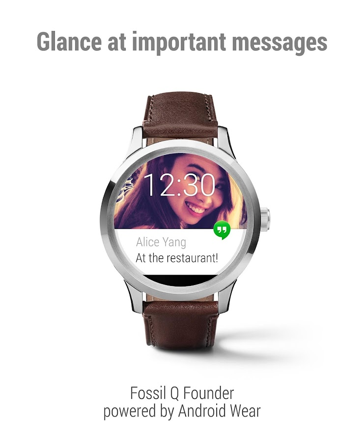 Android Wear - Smartwatch Screenshot 5