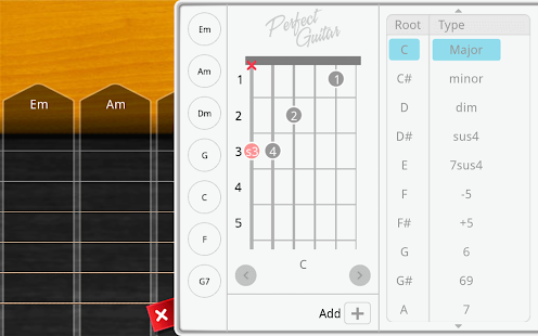 Download Guitar + APK on PC
