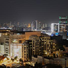by Lim Khwang Thong - Landscapes Travel ( bangkok, night photography, travel, cityscape )